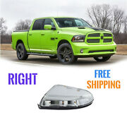 Front Passenger Side Mirror Right Turn Signal Lamp Light Fit For Dodge Ram 14-18