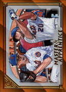 2020 Topps Gallery Baseball Master And Apprentice Orange Ma-5 Jacob Degrom/pete