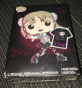 Funko Pop Collector's Box Britney Spears Hit Me Baby One More Time Shirt S Small