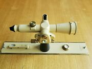 Vintage Keuffel And Esser Co Geol Special Alidade 5090a Survey Engineering 1960
