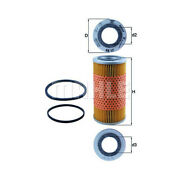 Mahle Ox 17d - Andoumllfilter