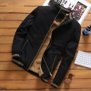 Mens Plus Size Casual Jacket Male Outerwear Mens Jackets And Coats Male Jacket