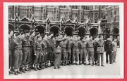 1940 Canadian Newfoundland Soldiers In London England Original News Photo