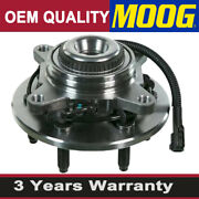 Moog Front Wheel Bearing Hub For Ford F-150 Lincoln Mark Lt W/ Abs 4wd 515079