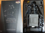 Hot Toys Mms271 Star Wars American Movie Shadow Storm Trooper Mint From Japan