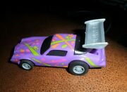 Rare 1982 Hot Wheels Purple Camaro Air Pull Back And Go Action Works Mint