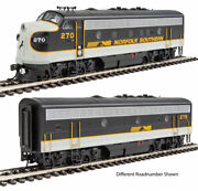 Walthers Ho Scale Emd F7 A/b Standard Dc Norfolk Southern/ns 270/276
