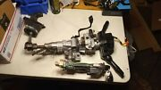 Oem Toyota Camry Solara 2004-2008 Complete Ignition System With Key