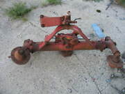 International Ih Farmall Tractor Wide Front End 1066 1466 1566 1086 1486