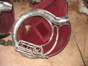 York Sousaphone With Case Made In Grand Rapids Mi