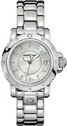 New Sport Stainless Steel Luxury Womenand039s Watch 102362 Retail 4200