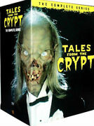 Tales From The Crypt The Complete Seasons 1-7 Dvd 2017 20-disc Box Set