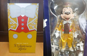 Tokyo Disney Mickey Action Figures 30th Anniversary Doll New From Japan