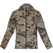 Under Armour 1316724 Menand039s Ridge Reaper Infil Ops Hunting Windstopper Jacket