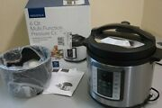 Insigniaandtrade 6qt Multi-function Pressure Cooker - Stainless Steel Ob-p