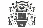 Rough Country 6 Suspension Lift Kit For 2021 Chevy Suburban - 10900
