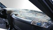 Fits Nissan Rogue 2021 W/ Hud Dash Cover Mat Camo Game Pattern