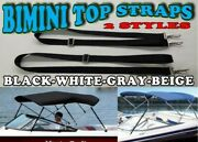 Bimini Top Straps-3 Sizes-2 Styles And 4 Colors-boats-covers