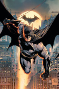 Batman Grappling Hook Swing Poster 24x36 Inches
