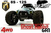Ufrc Ghost Rabbit Gr1 4wd 15 Brushless Buggy Electric Rc-car Electro