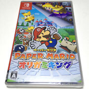 Paper Mario Oligarchy King Switch The Origami Orye-yinga Super