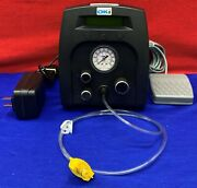 Oki Dx-250 Precision Dispenser / Controller System W/ Power Supply And Foot Pedal