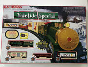 Bachmann Yuletide Special N Scale Complete Electric Train Set