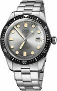 New Oris Divers Sixty-five Automatic Menand039s Watch 01 733 7720 4051-07 8 21 18