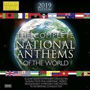 Breiner,peter/srso/ssp Kosice-the Complete National Anthems O Uk Import Cd New
