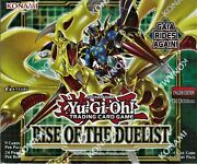 Yu-gi-oh Rise Of The Duelist Sealed 1st Edition Booster Box 24 Packs 9 Cards