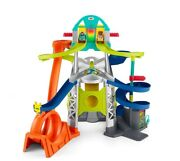 Fisher Price Little People Launch And Loop Raceway Dm