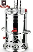 Kettle Wood Stove Water Heater Stainless Steel For Camping Supplies Kitchen