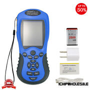 Nf-198 Gps Land Meter Tester English Ver 2.8in Screen For Farm Land Mapping Area
