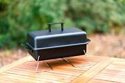 Charcoal Grill Barbeque Portable Tabletop Outdoor Picnic Bbq Cooker