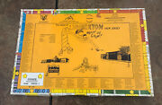 Game Of Lumberton New Jersey Monopoly Style Boardgame Unique Promotions 1994 Nj