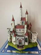 Snow White Castle Light-up Figurine – Disney Castle Collection New In Box