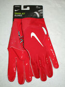 Nike Vapor Jet Tampa Bay Buccaneers Football Gloves Xxl 2xl New Nwt Mike Evans