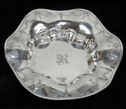 Excellent Barbour Silver Co Sterling Silver 12 Fruit Bowl
