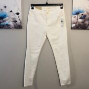 Michael Izzy Cropped Skinny Jeans Size 4
