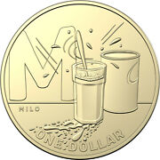 2021 Australia Post Great Aussie Coin Hunt - Letter And039and039m Milo 1 Coin
