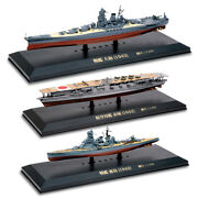 Glorious Japanese Navy Perfect File Battleship Collection Popular Sets Yamato