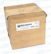 New Factory Sealed North American 7216-01-bp Air/gas Ratio Regulator W/ By-pass