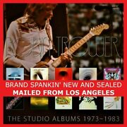 Robin Trower The Studio Albums 1973-1983 Ten Cd Boxset Mailedfrom Los Angeles