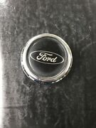 Set Of 4 Four Brand Newford Crown Vic F3ac-1a096-aa Factory Center Caps 3049