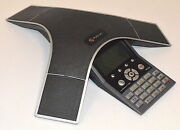 Polycom Soundstation Ip 7000 Voip Conference Phone Used 2201-40000-001