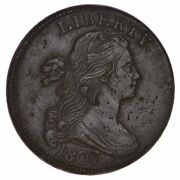 1807/6 Draped Bust Large Cent 4204
