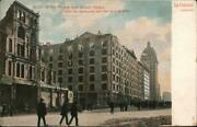 1906 Quake 1909 San Francisco,ca Ruins Of The Palace And Grand Hotels After The