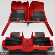 A Luxury Car Floor Mat Suitable For All Maserati Cars2014-2021