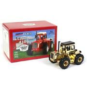 Gold 1/64 International Harvester 4186 4wd And03920 National Farm Toy Museum Zfn44237