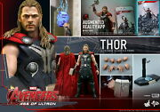 Dhl Express Hot Toys 1/6 Marvel Avengers Mms306 Age Of Ultron Thor Figure